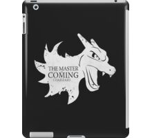 Master is Coming - Charizard iPad Case/Skin