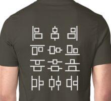 Align White Unisex T-Shirt