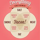 Everything is better with Bacon by Stephen Wildish