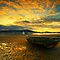 Lonely Boat - CANON EOS IMAGES only
