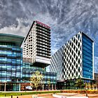 107 Salford Quays, Manchester by George Standen