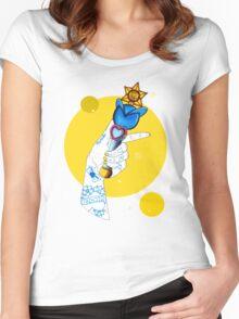 Uranus Women's Fitted Scoop T-Shirt