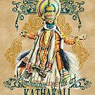 Kathakali Dance Form by ramanandr