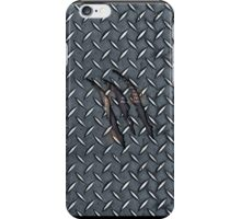 Ripped Metal iPhone Case/Skin