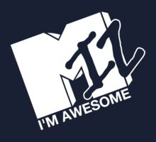 Wrestling: The Miz - I'm Awesome! (MTV Logo Parody) by UberPBnJ
