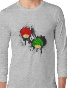 Grow Up and Get a Life Dark Long Sleeve T-Shirt