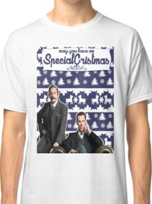 May you have an SPECIAL Xmas [Johnlock] Classic T-Shirt
