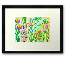 SUMMER BEAUTY'S Framed Print
