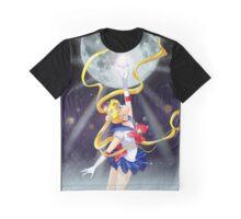 Sailor moon Crystal Graphic T-Shirt