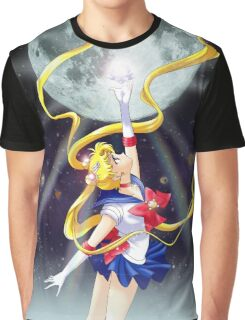 Sailor moon Crystal Graphic T-Shirt