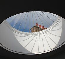 Clissold House dome by TheLondonphile