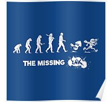 The Missing Ink Poster