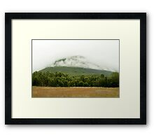 Olderdalen Framed Print