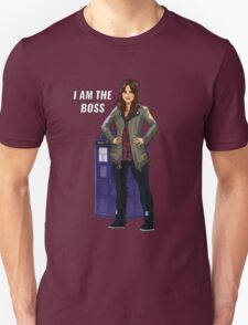 Clara Oswald - I Am The Boss T-Shirt