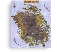 TES:III Morrowind - #2 Canvas Print