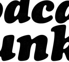 Podcast Junky Sticker
