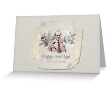 Christmas Special - Cards - Jiminy Cricket Greeting Card
