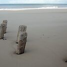 Mundesley Beach II, Norfolk, England by Richard J. Bartlett