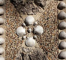 Shell hut detail by TheLondonphile