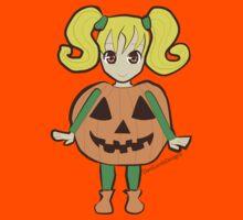 Lil Pumpkin girl by DaniLambDesigns