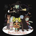 Halloween Crew by DaniLambDesigns