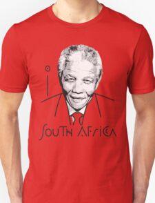 I LOVE SOUTH AFRICA T-shirt Unisex T-Shirt