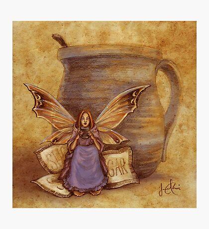 Cocoa Fairy Photographic Print
