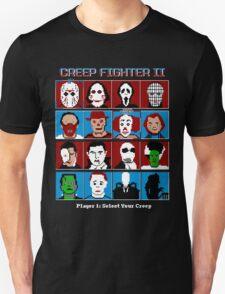Hyper Creep Fighter II Unisex T-Shirt