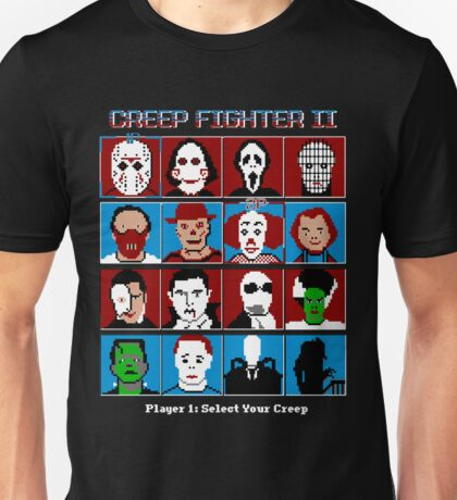 Hyper Creep Fighter II Unisex T-Shirt