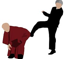 Kick Bishop Brennan Up The Arse by sonof8bit