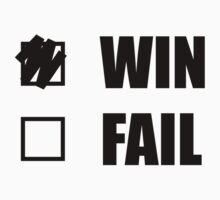 Win Fail by FunniestSayings