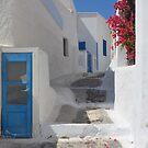 Santorini in the afternoon II by Jamie Alexander