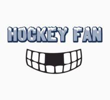 Funny Hockey Fan Kids Clothes