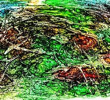 Green Dominant by James Nagy