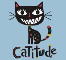 Catitude Kids Clothes