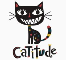 Catitude Kids Clothes