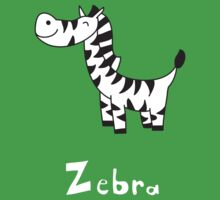 Z for Zebra by gillianjaplit