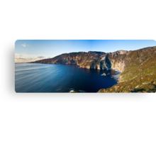 Slieve League Panorama Canvas Print