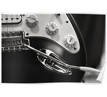 Stratocaster #2 Poster