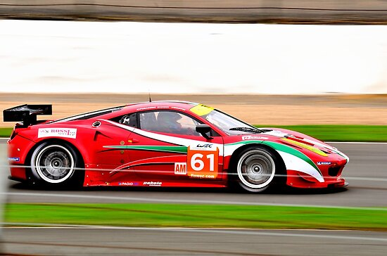 AF Corse-Waltrip No 61 by Willie Jackson