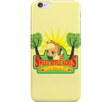 Sweet Apple Acres iPhone Case/Skin
