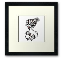 Venus of the Fairys Framed Print