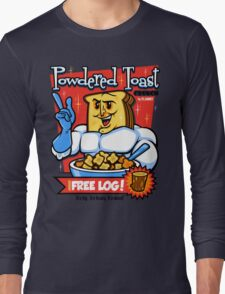Powdered Toast Crunch Long Sleeve T-Shirt