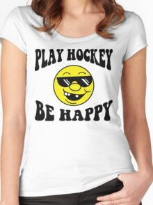 Hockey Women's Fitted Scoop T-Shirt