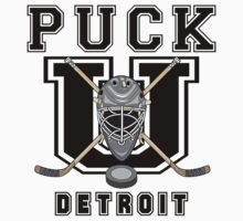 Detroit Hockey by SportsT-Shirts