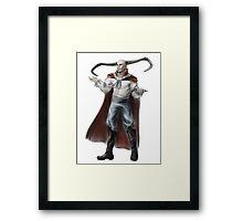 Lord Overworn Fantasy Art  Framed Print