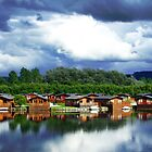 Holiday Lodges by ChrisCopley