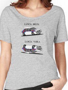 Delta & Nabla Women's Relaxed Fit T-Shirt