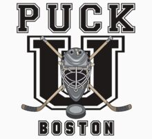 Boston Hockey by SportsT-Shirts