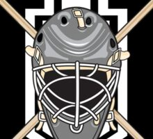 Chicago Hockey Sticker